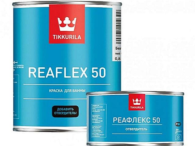 «Реафлекс 50» для реставрации покрытия ванн