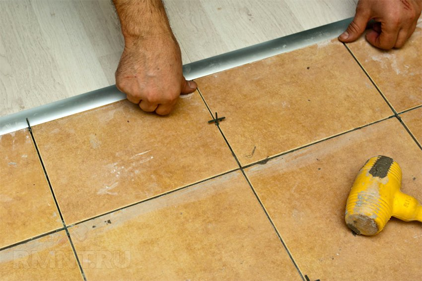 Уголки для плитки - назначение и правила монтажа