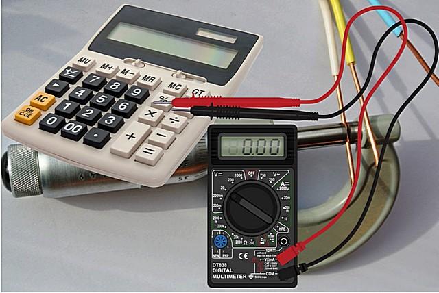 Таблица сечения медного провода по мощности