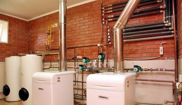 Рейтинг газовых котлов для отопления частного дома