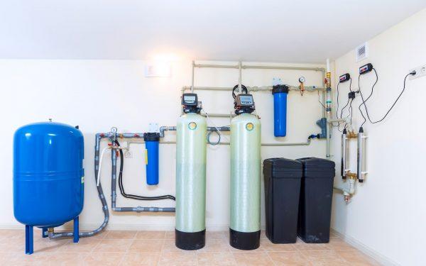 Система фильтрации воды для дома