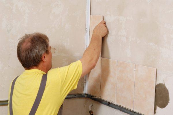 Укладка по бетонному основанию