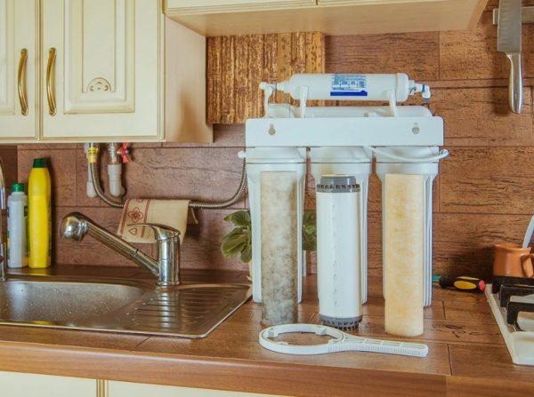 Фильтры любой системы нуждаются в очистке или периодической замене