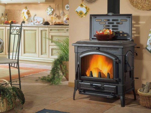 Отопление на твердом топливе в частном доме
