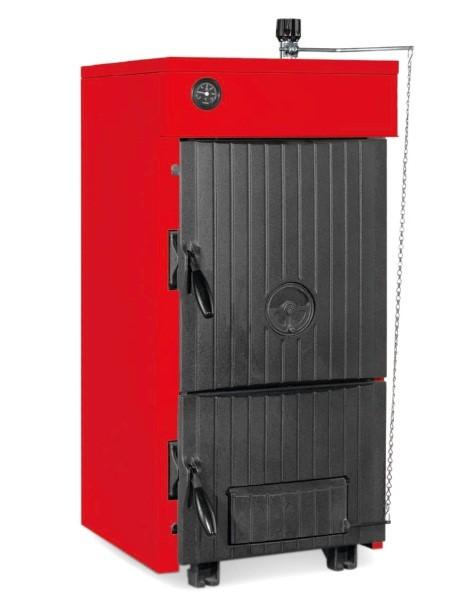 Дверца с фронтальной стороны предназначена для загрузки топлива