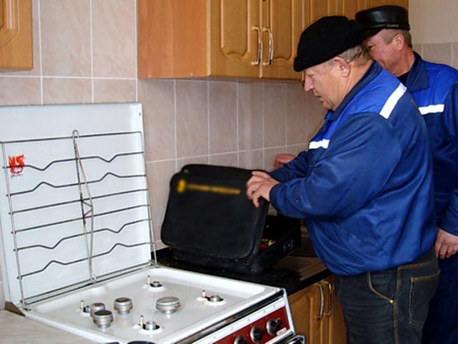 Как поменять газовую плиту в квартире