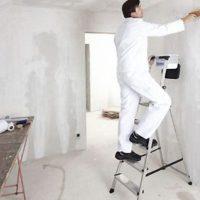 Подготовка стен к поклейке обоев — бетонных, из гипсокартона и пошаговая инструкция