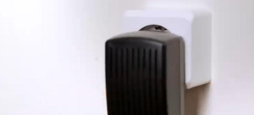 Подключение устройства к электропитанию