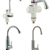 Проточный водонагреватель электрический на кран — характеристики, модели, выбор и монтаж