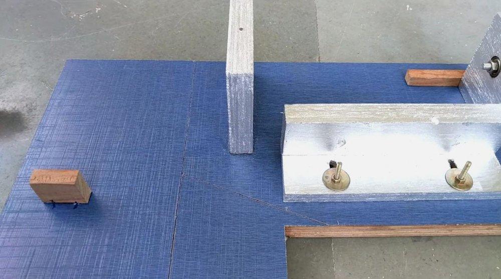 Прямоугольник под ручку дрели