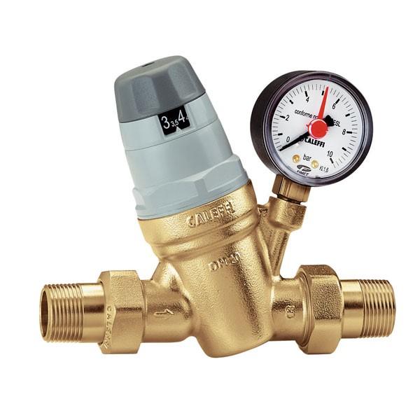 Редуктор давления воды в системе водоснабжения