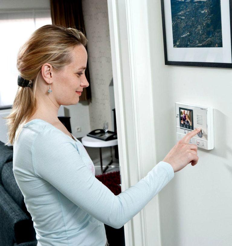Система безопасности квартиры