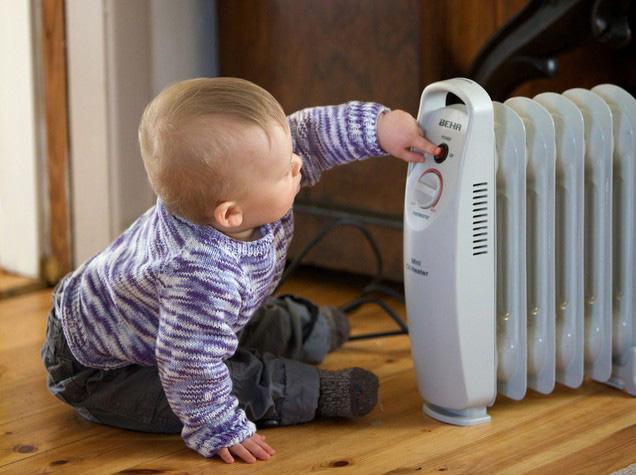 С качественным обогревателем справится даже ребенок