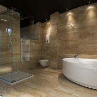 Светильники точечные в ванную комнату — выбор и установка своими руками