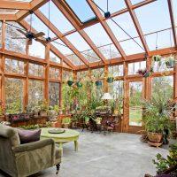 Как обустроить зимний сад в частном доме — раскрываем все нюансы