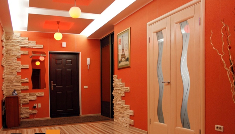 реально, село коридор камнем двух цветов фото разбираем такие характеристики