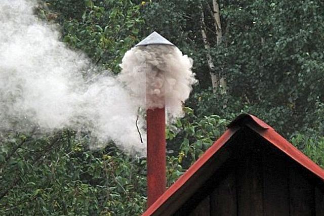 Какой высоты должен быть дымоход?