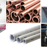 Какую трубу выбрать для водоснабжения: определяемся с диаметром труб для дома и квартиры, а также материалом и фирмой производителем