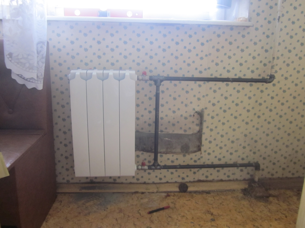 Радиаторы отопления какие лучше для квартиры ставить видео фото
