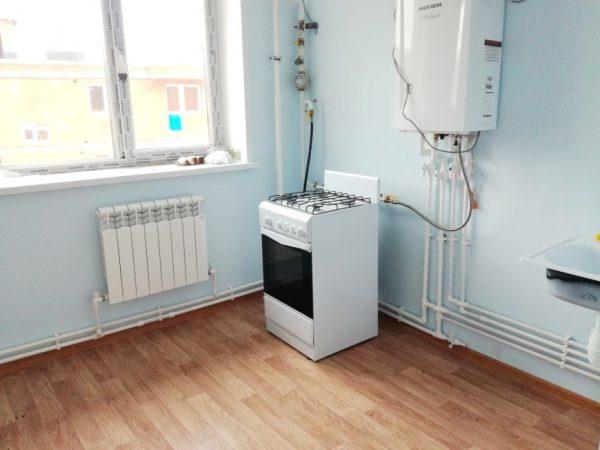 Установка даже компактного котла индивидуального отопления в квартире требует согласования с соответствующими органами