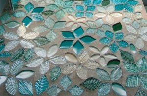 Фигурная мозаика