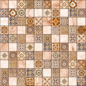 Керамическая плитка под мозаику