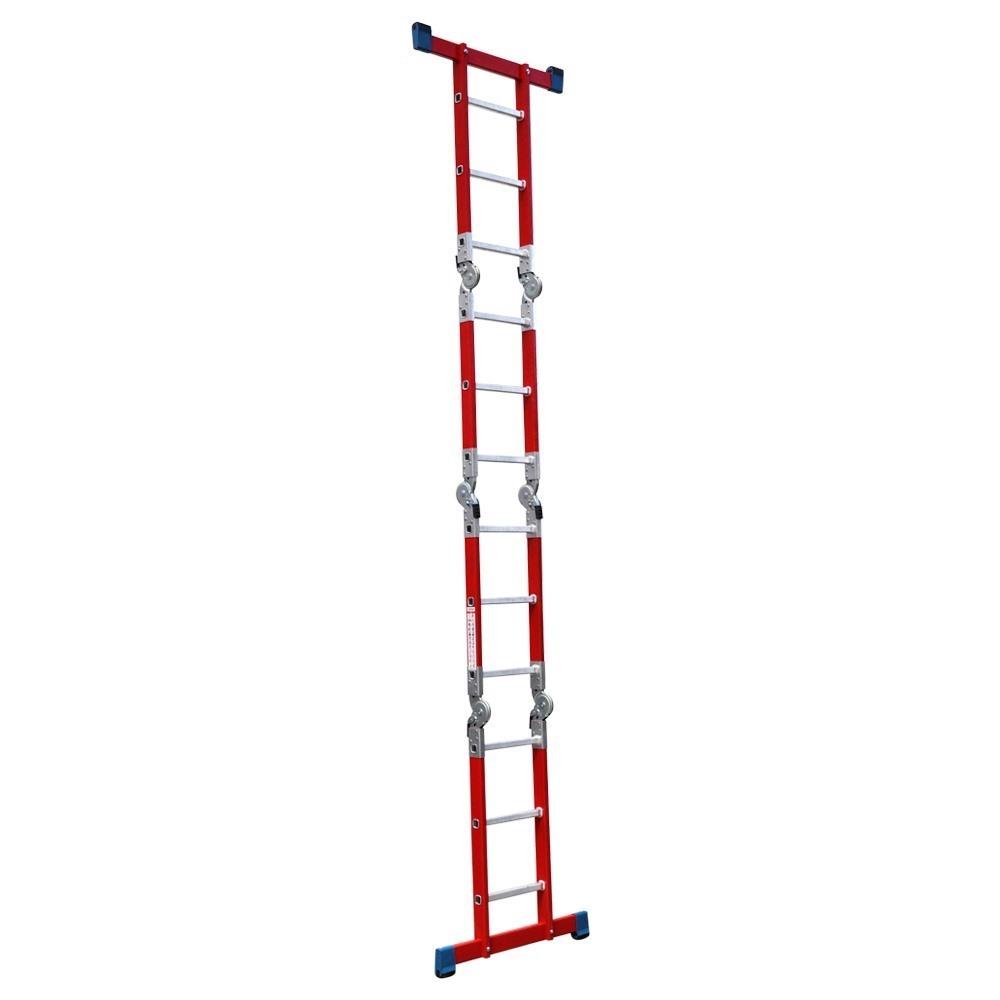 Диэлектрическая лестница-трансформер