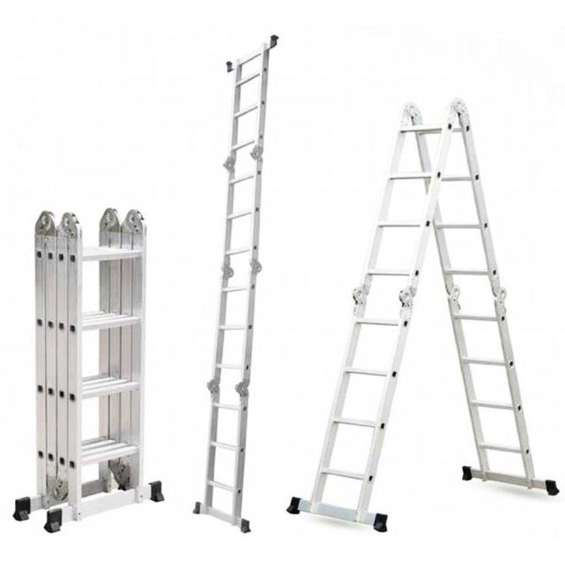 Лестница-трансформер 4-х секционная профессиональная