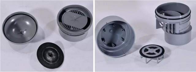 Отличия в устройстве различных моделей клапанов носят непринципиальный характер.