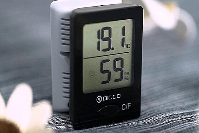 Как проверить влажность воздуха в квартире. Все способы.
