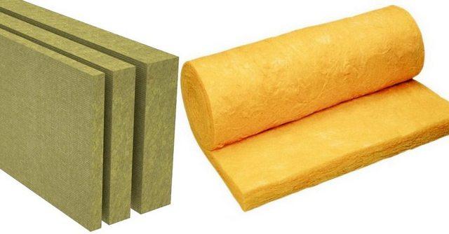 Минеральная вата: в силу высокой паропроницаемости больше уместна для внешней термоизоляции. Для внутренней – нежелательна.