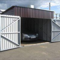 Быстровозводимый гараж из ЛСТК — инновационное решение в строительстве