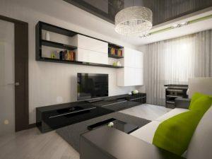 Гостиная в квартире
