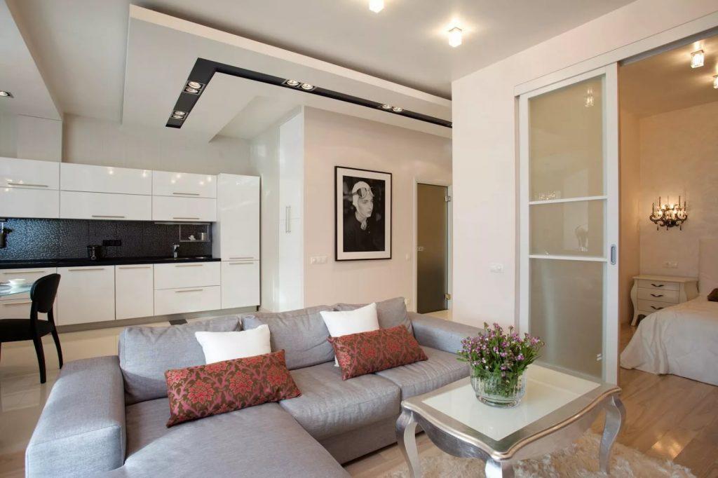Объединение комнат в квартире в новостройке