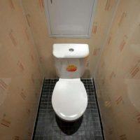 Отделка туалета ПВХ панелями — выбор материала и пошаговая инструкция по монтажу
