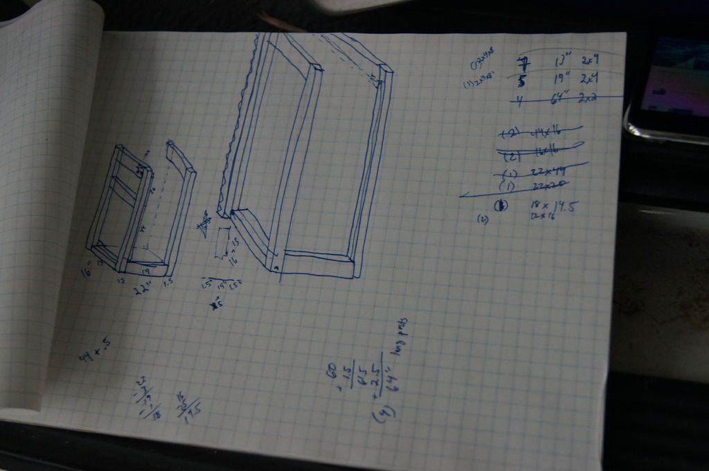 Схема сборки оружейного шкафа