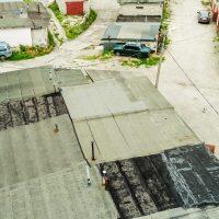 История одного ремонта — реновация кровли гаража своими руками