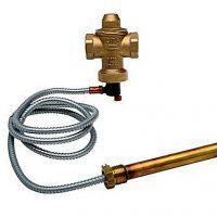 Предохранительный клапан теплового сброса в системе отопления