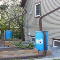 Система сбора дождевой воды: способы сбора и монтаж системы