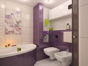 Между ванной и туалетом