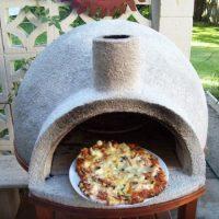 Строим помпейскую печь для пиццы своими руками: пошаговая инструкция
