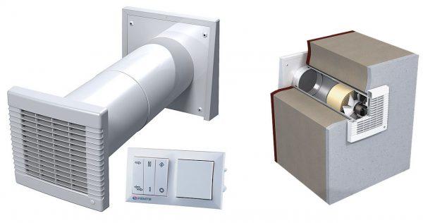 Оборудование для вентканала