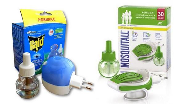 Если комары все же проникают в жилище, спастись от них помогут фумигаторы