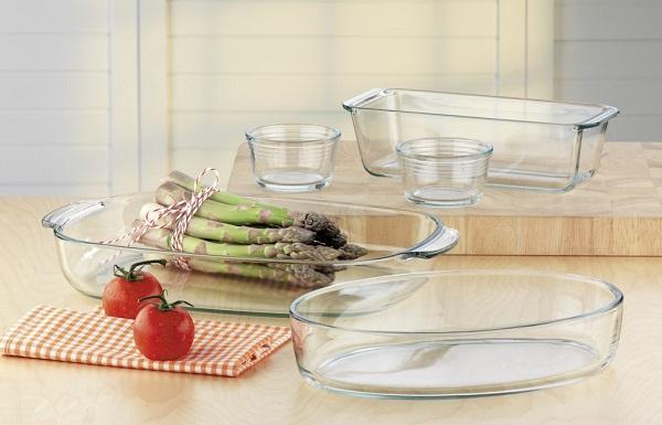 Стеклянная посуда является экологически чистой продукцией, безопасной для человека