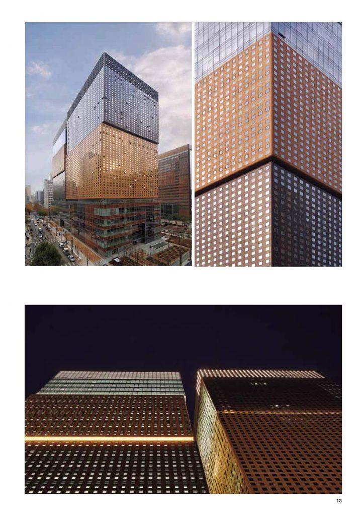 Керамогранитные фасадные панели Mayor Ceramic