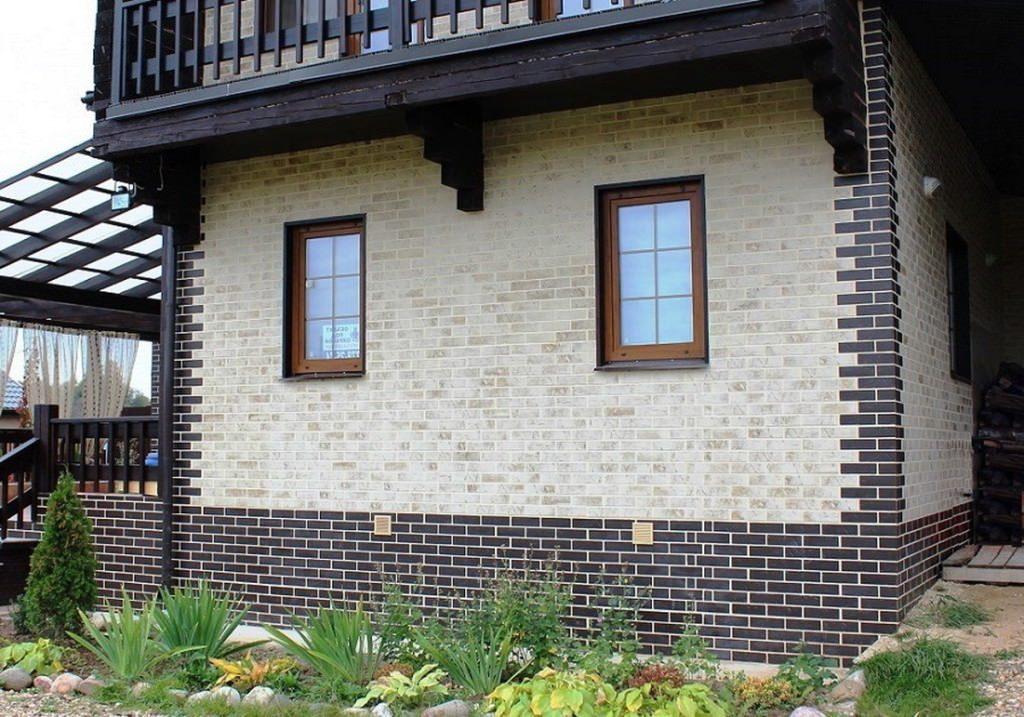Клинкер для отделки фасадов