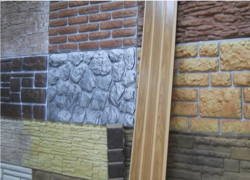 ПВХ панель для фасада