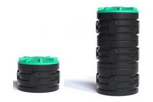 Пластиковые кольца для колодца — разбираемся для чего они нужны    Армированные кольца для колодца
