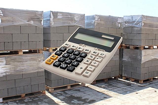 Калькулятор блоков керамзитобетон купить краситель по бетону
