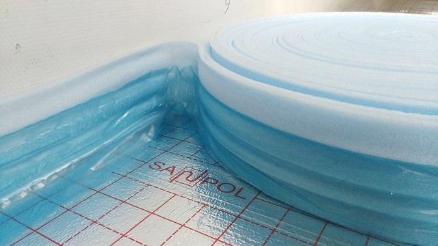 Восстановление формы и объема материала после воздействия на него внешних нагрузок является важнейшим качеством вспененного полиэтилена